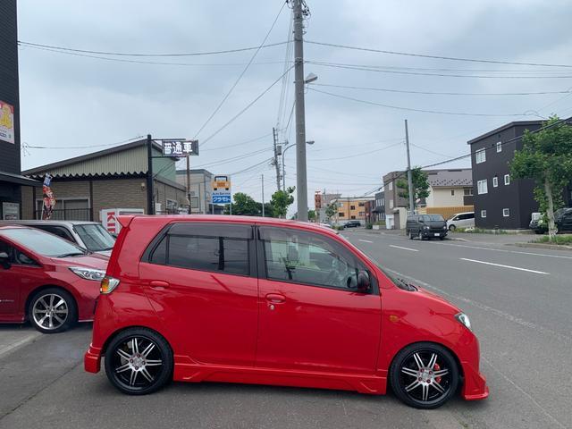 RS・4WD・社外フルエアロ・ローダウン・AW(6枚目)