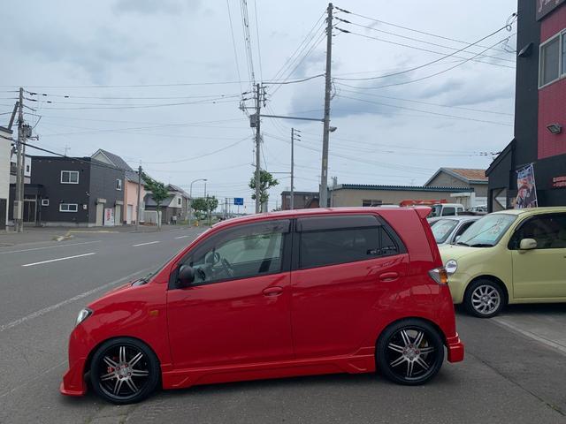 RS・4WD・社外フルエアロ・ローダウン・AW(13枚目)