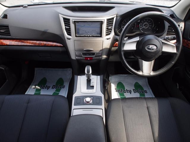 スバル レガシィツーリングワゴン 2.5i Lパッケージリミテッド 4WD 夏冬タイヤ