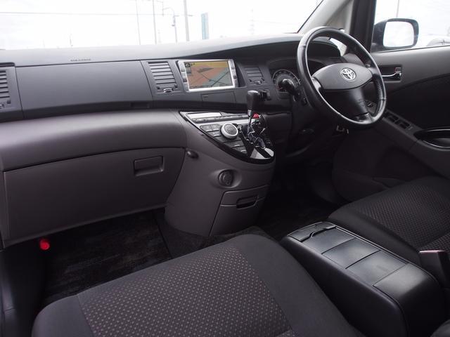 トヨタ アイシス プラタナ 4WD 夏冬タイヤ 一年保証