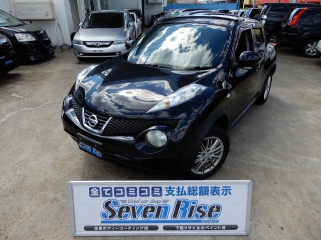 「日産」「ジューク」「SUV・クロカン」「北海道」の中古車2