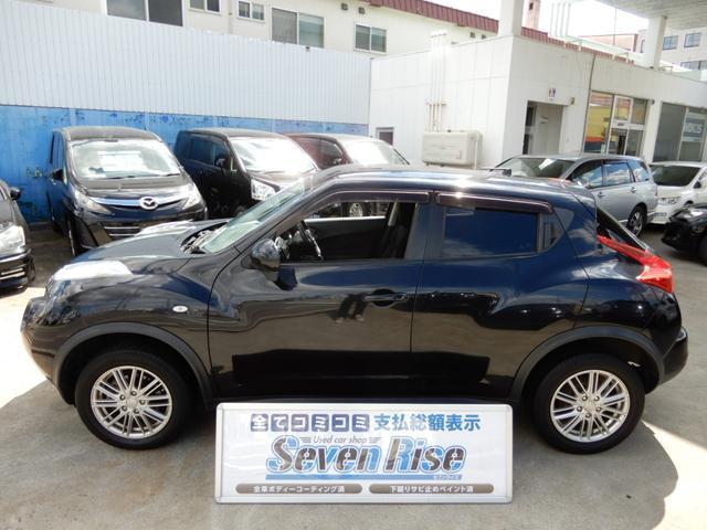 「日産」「ジューク」「SUV・クロカン」「北海道」の中古車10