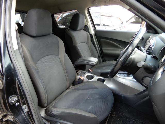 「日産」「ジューク」「SUV・クロカン」「北海道」の中古車15
