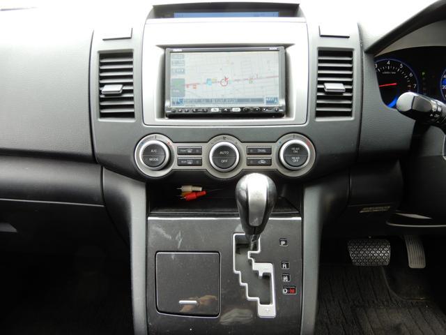 23C スポーティパッケージ 4WD 保証付 事故無 Tチェーン 純正HDDナビ CD DVD ワンセグ Bカメラ ETC 両側パワスラ スマートキー 社外18AW エアロ オートエアコン リアヒーター 電格ミラー オートライト(15枚目)