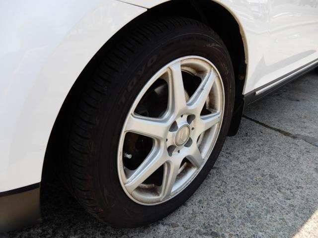 C ドレスアップパッケージ ワンオーナー 保証付 最長3年保証 事故無 Tチェーン 純正CD スマートキー ETC 社外AW オートエアコン 電格ミラー オートライト 盗難防止装置 ABS WSRS(12枚目)