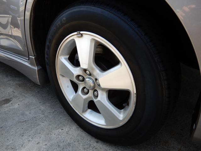X エアロスポーツパッケージ 4WD 後期 保証付 事故無 Tチェーン 純正HDDナビ CD DVD Bカメラ エンスタ キーレス 純正AW 純正エアロ オートエアコン 電格ミラー オートライト ABS WSRS(12枚目)