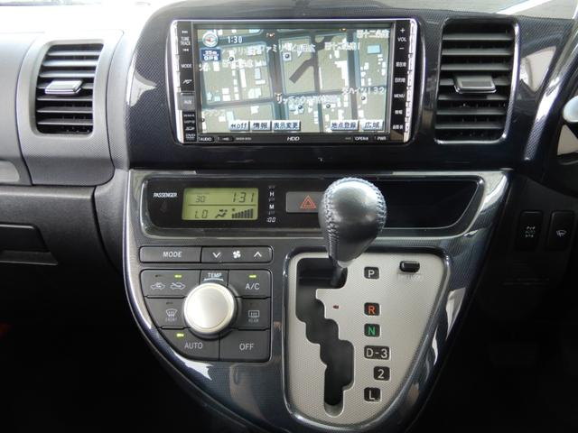 X エアロスポーツパッケージ 4WD 後期 保証付 事故無 Tチェーン 純正HDDナビ CD DVD Bカメラ エンスタ キーレス 純正AW 純正エアロ オートエアコン 電格ミラー オートライト ABS WSRS(14枚目)