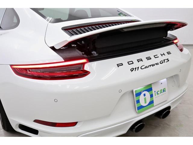 911カレラGTS カーボンインテリア フロントリフティング PDLSヘッド(10枚目)