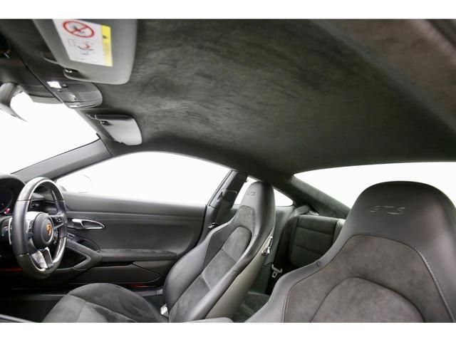 911カレラGTS カーボンインテリア フロントリフティング PDLSヘッド(18枚目)