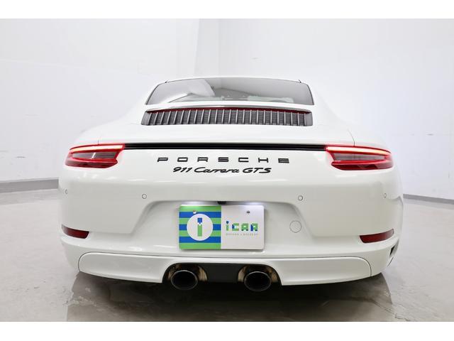 911カレラGTS カーボンインテリア フロントリフティング PDLSヘッド(25枚目)
