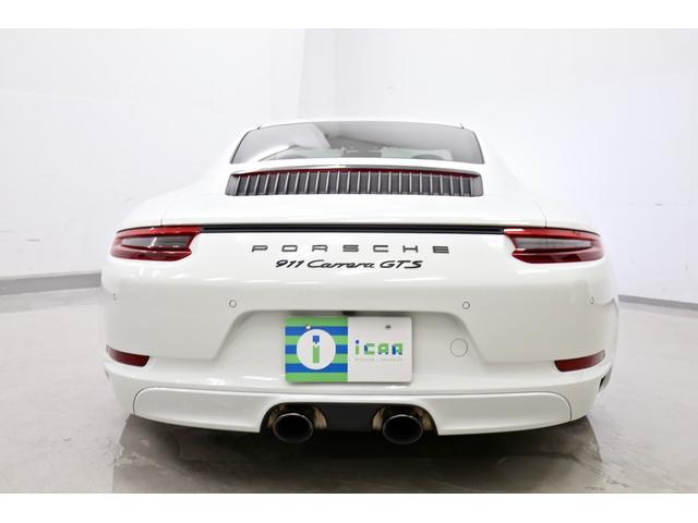 911カレラGTS カーボンインテリア フロントリフティング PDLSヘッド(26枚目)