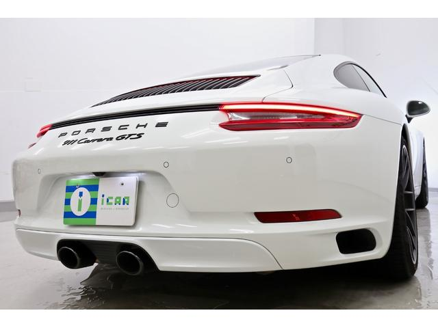 911カレラGTS カーボンインテリア フロントリフティング PDLSヘッド(47枚目)