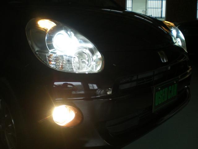 トヨタ パッソ プラスハナ 4WD ワンオーナー SDナビ禁煙車 寒冷地仕様