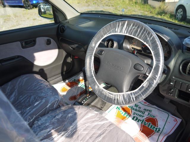 スバル ヴィヴィオ ビストロ 4WD ABS ワンオーナー ミニライトAW
