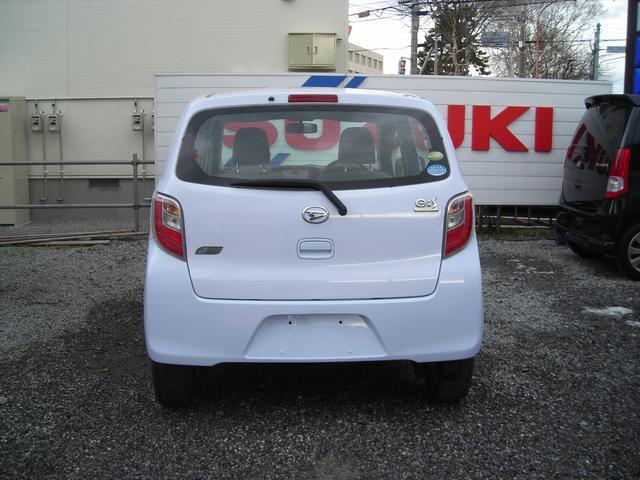 Xf 4WD CVT アイドリングストップ車(5枚目)