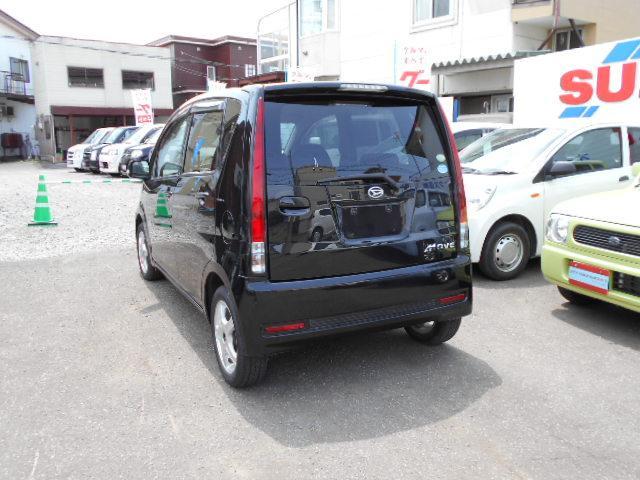 ダイハツ ムーヴ カスタム X 4WD AT ABS付 本州仕入