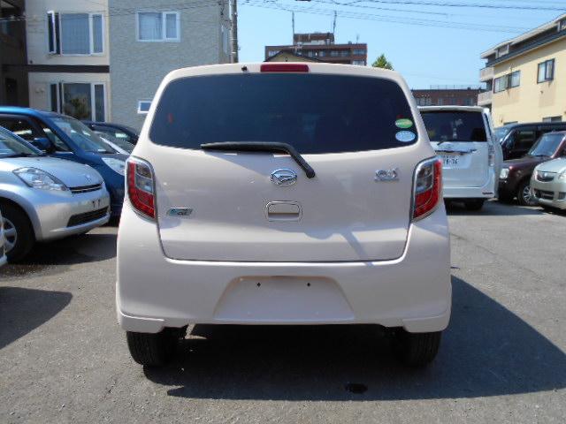 Xf 4WD CVT ワンオーナー 禁煙車 本州仕入(6枚目)
