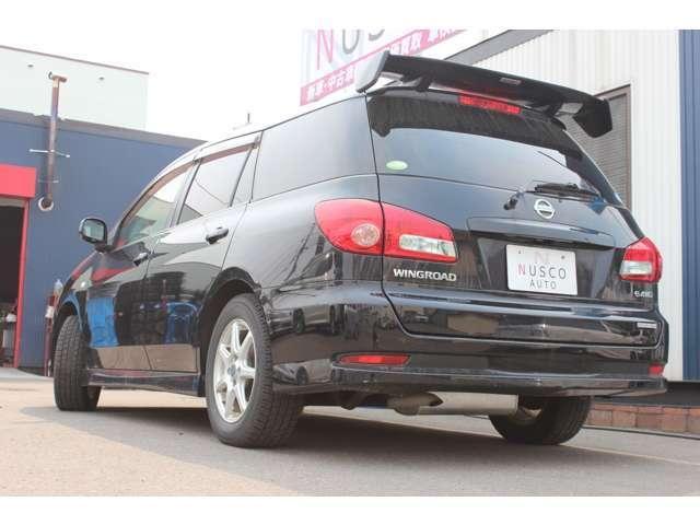 15RX FOURエアロ・4WD・HDDナビ・ETC・AW(3枚目)