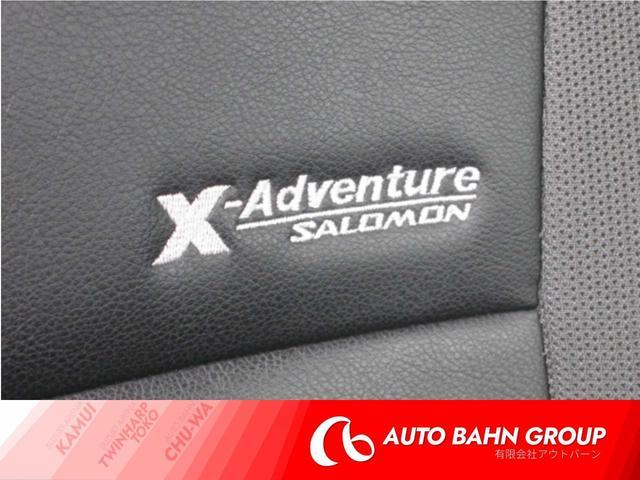 クロスアドベンチャー 4WD リフトアップ(4枚目)