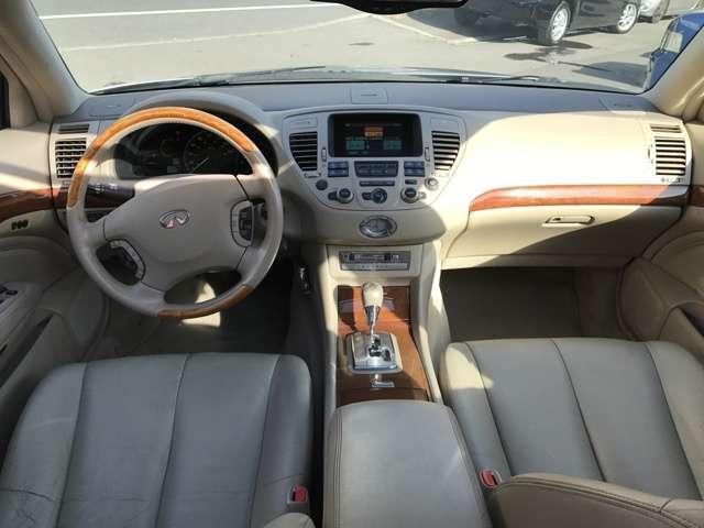 インフィニティ インフィニティ Q45 左H SR 車高調 後期仕様