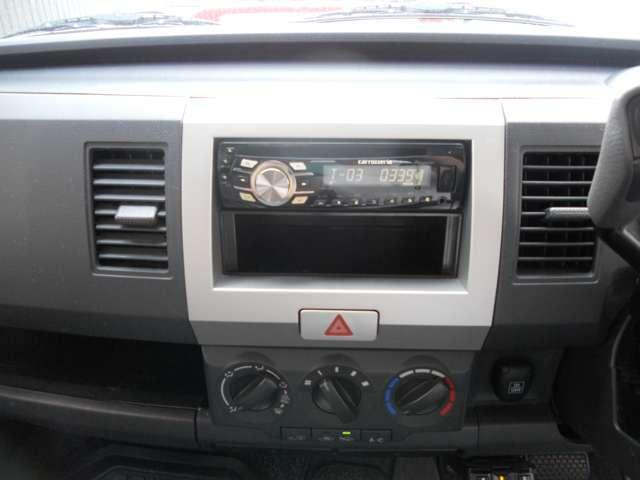 FX 4WD フルフラット シートヒーター CD再生可能(8枚目)