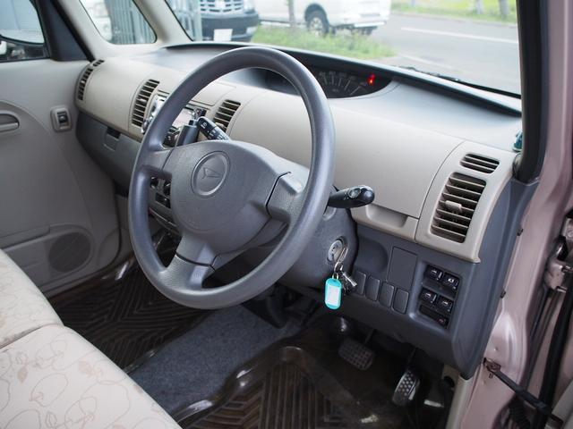 ダイハツ タント L 4WD タイベル交換済み