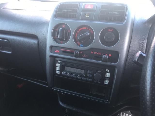ホンダ ライフダンク TR 4WD
