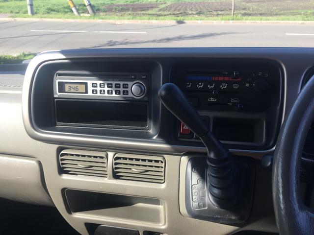 Trans Care 電動リフター 4WD CD 基本装備(16枚目)