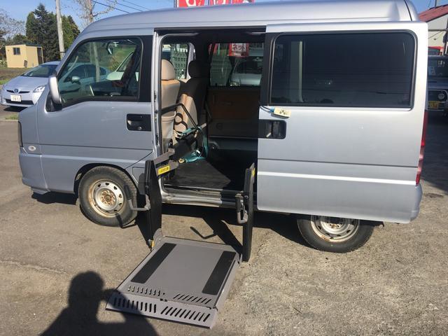 Trans Care 電動リフター 4WD CD 基本装備(19枚目)