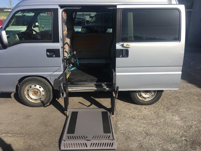Trans Care 電動リフター 4WD CD 基本装備(20枚目)