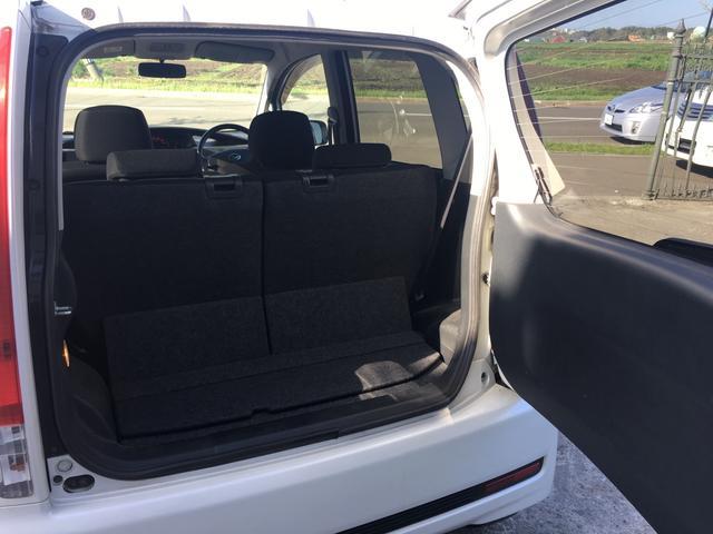 カスタム X 4WD 衝突安全ボディ AW14インチ(12枚目)