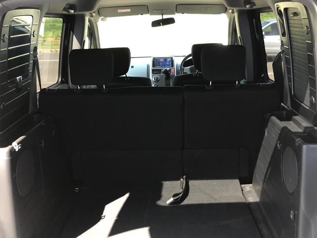 AU 4WD 社外ナビフルセグTV 両側スライドドア(11枚目)
