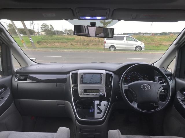 トヨタ アルファードV MS リミテッドデュアルAVNスペシャル 4WD