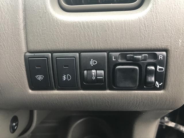 Gセレクション 4WD  社外HDDナビ ミラーヒーター(17枚目)