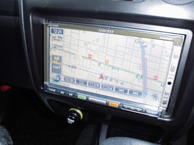 ダイハツ テリオスキッド L 4WD ワンオーナー HDDナビ 15AW キーレス