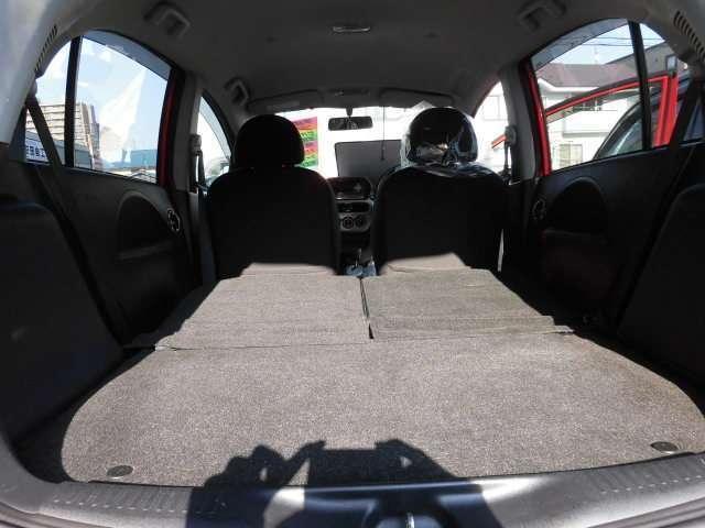 ビバーチェ 4WD スマートキー シートミラーヒーター(9枚目)