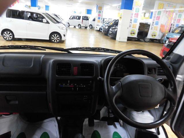 KCスペシャル 4WD エアコン パワステ ETC MT車(4枚目)
