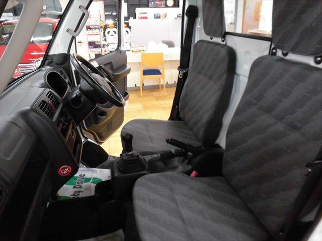 KCスペシャル 4WD エアコン パワステ ETC MT車(10枚目)