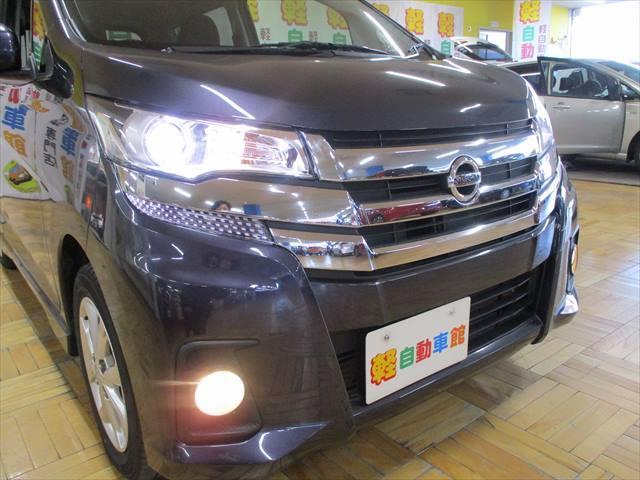 ハイウェイスターX 4WD ナビ ABS エマージェンシーB(14枚目)