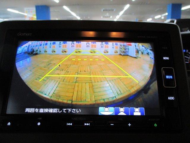 G・EXホンダセンシング 4WD ナビ TV ABS 軽減B パワスラ アイドルSTOP スマキー(7枚目)