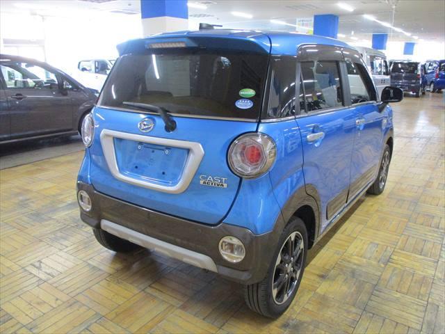 アクティバG ターボ SAII 4WD ナビ TV ABS エコアイドル スマキー(3枚目)
