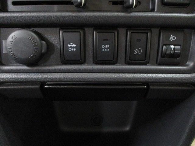 GX 4WD 届出済未使用車 踏み間違い衝突防止アシスト ABS 低速衝突軽減ブレーキ マニュアル車(5枚目)