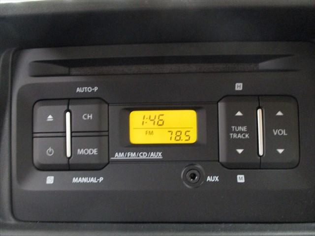 GX 4WD 届出済未使用車 踏み間違い衝突防止アシスト ABS 低速衝突軽減ブレーキ マニュアル車(7枚目)