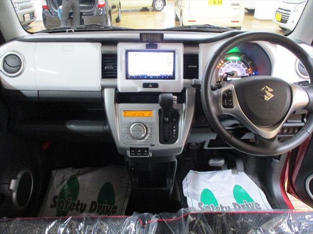 Xターボ 4WD ナビ TV ABS Sエネチャ 軽減B アイドルSTOP スマキー(4枚目)