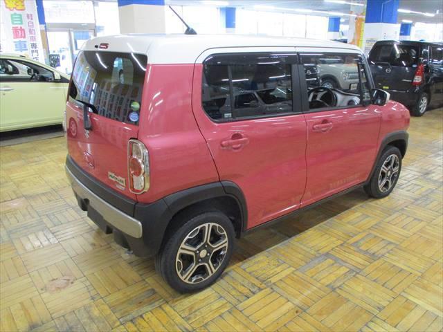 Xターボ 4WD ナビ TV ABS Sエネチャ 軽減B アイドルSTOP スマキー(5枚目)
