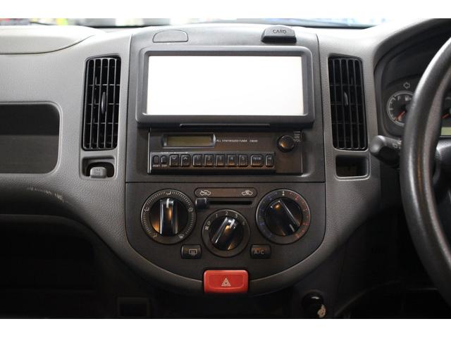 日産 AD DX 4WD キーレス 夏冬タイヤ 電格ミラー ABS