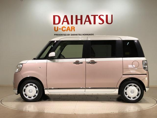 「ダイハツ」「ムーヴキャンバス」「コンパクトカー」「北海道」の中古車12
