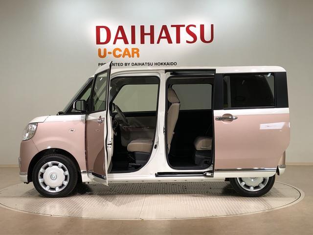 「ダイハツ」「ムーヴキャンバス」「コンパクトカー」「北海道」の中古車13