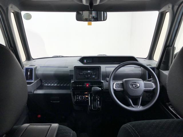 カスタムX 4WD CDチューナー キーフリー 両側電動スライドドア 衝突被害軽減システム(5枚目)