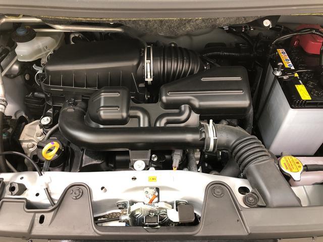 カスタムX 4WD CDチューナー キーフリー 両側電動スライドドア 衝突被害軽減システム(18枚目)